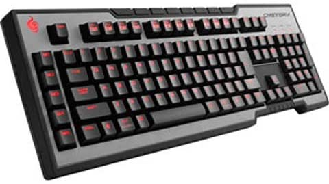 CoolerMaster社製 ゲーミングキ-ボード SGK-6000-GKCR1-JP (Trigger 赤軸)