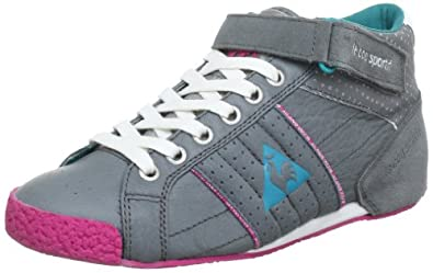 Reduced Le Coq Sportif Womens Shoes - Le Sportif Escrime Flank Trainers Dp B00cmmvwgk