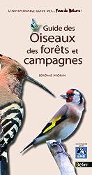 Guide des oiseaux des forets et campagnes