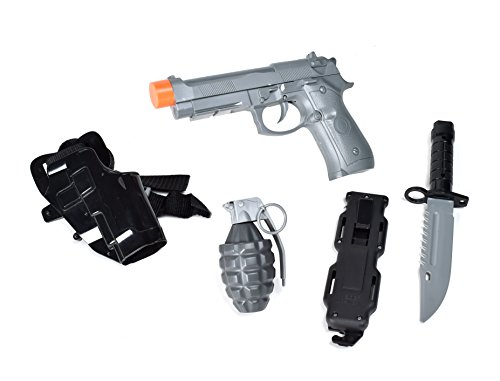 Commando Pistol Costume
