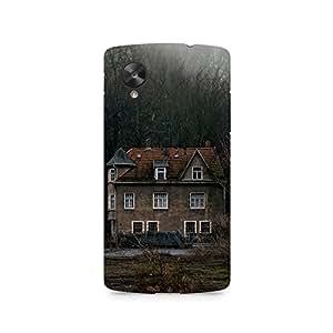 TAZindia Designer Printed Hard Back Mobile Case Cover For LG Nexus 5