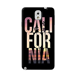 Note4 Multi Color Pattern Phone Back Cover 107