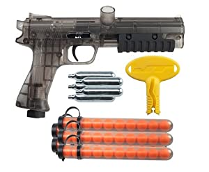 JT ER2 Pump Paintball Pistol Kit - Smoke