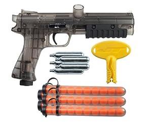 Buy JT ER2 Pump Paintball Pistol Kit - Smoke by JT Toxins