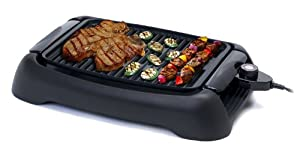 MaxiMatic EGL-3450G Elite Cuisine Countertop Grill with Griddle, 13-Inch