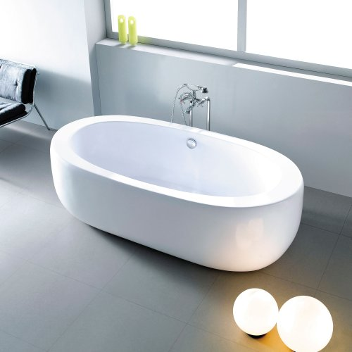 CARLTON MODERN FREESTANDING ROLL TOP BATH TUB