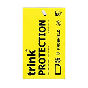 Trink Unbreakable Glass Screen Protector by Trink For HTC 628 (100% Genuine Fitting)
