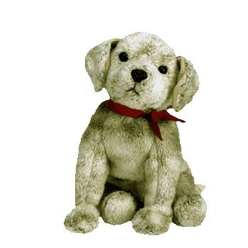 TY Beanie Baby - TRICKS the Dog