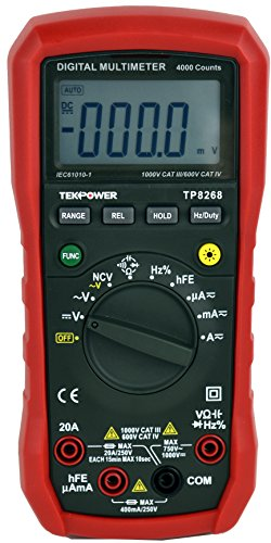 Tekpower-TP8268-AC-DC-AutoManual-Range-Digital-Multimeter-with-NCV-Feature-Mastech-MS8268-Upgraded