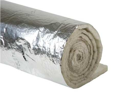 Duct Insulation, 1-1/2In x 48In x 25 ft. (Johns Manville Insulation compare prices)