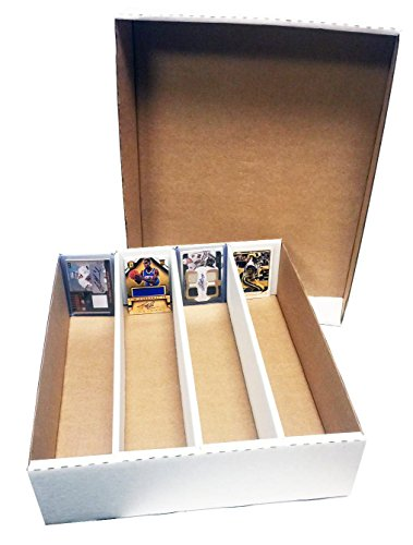 1-Monster-Storage-Box-Holds-3200-trading-cards-by-MAX-PRO-MP-3200-HALF-LID