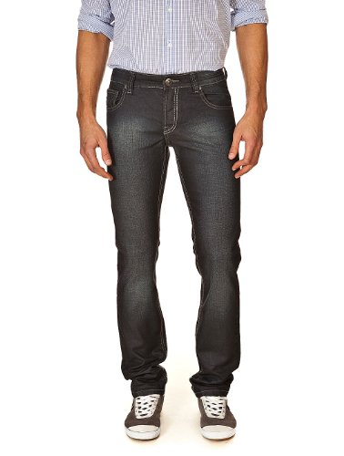 Jeans Nathan Navy Best Mountain W32 Men's