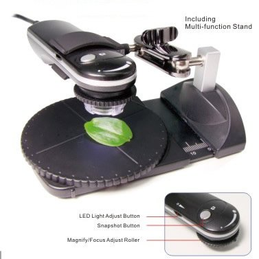 Handheld USB 2.0 Digital Microscope Camera  Optical
