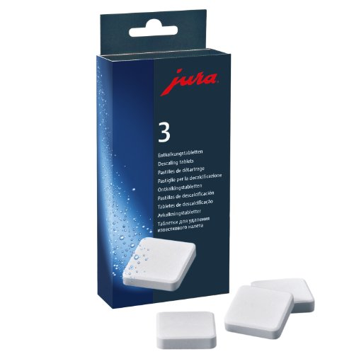 Jura Decalcifying Tablets 9 tablets