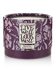 Emma Bridgewater Black Iris Body Cream 200g