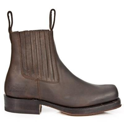 New Rock West Boots Men - Brown - Euro 40 / UK 7