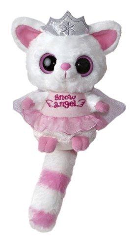 Aurora World YooHoo Pammee Snow Angel Plush Toy, 5