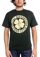 Social Distortion - - Herren Irish T-Shirt in schwarz
