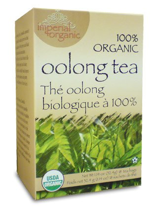 100% Organic Oolong Tea-18 Bags Brand: Uncle Lees Tea