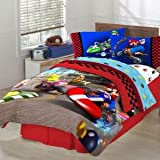 Super Mario The Race Is On Twin/Full comforter