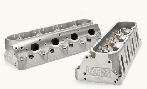 LS1 Crate Engine Racing Head Service (RHS) 54301 Pro Action Cathedral Port Aluminum Cylinder Head