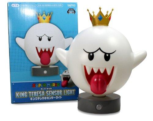 Super Mario King Teresa Sensor Light - 9