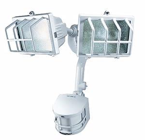 Heath%2FZenith Heath Zenith HD-9260-WH-C 270 Degree Journeyman Motion Sensing Security Light, White