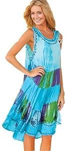 Umbrella Dress!! One Size Just $16