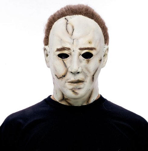 Rob Zombie's Michael Myers Mask - Adult Std.