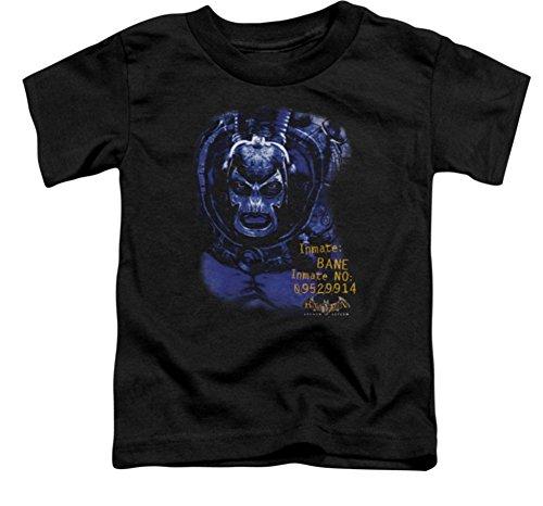 Arkham Asylum Bane Toddler T-Shirt
