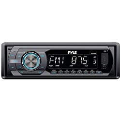 See Pyle AM/FM Car Mechless Radio - PLR44MU Details