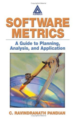Software Metrics:  A Guide to Planning, Analysis, and Application (Software Metrics And Measurement compare prices)