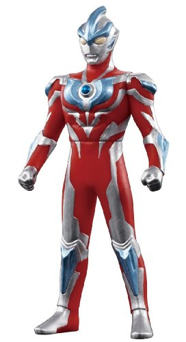 Ultra Hero 500 series #11: ULTRAMAN GINGA - 1