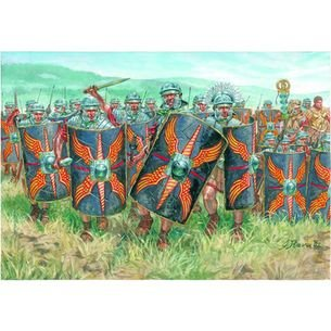 Imagen principal de Italeri 6047S  - Infantería romana