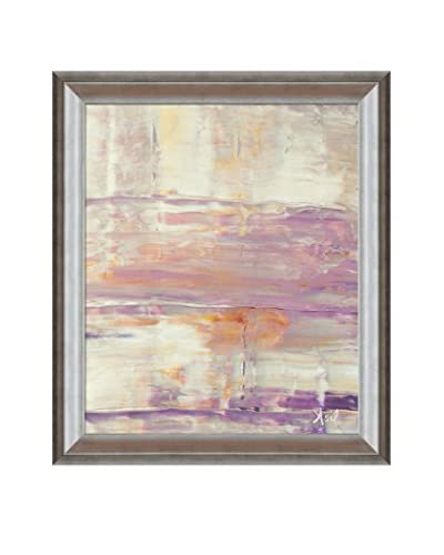 Lisa Carney Mar3012 Framed Giclée On Canvas