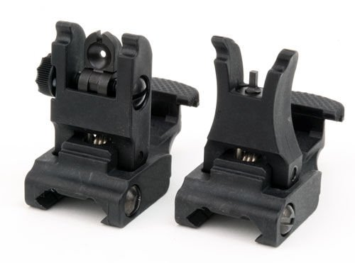 ar 15 Laser Sight Front And Rear Sight For Ar-15