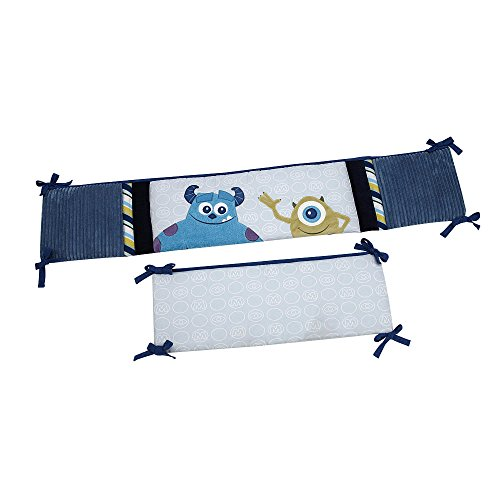 Disney Baby - Monsters, Inc. 4-Piece Crib Bumper - 1