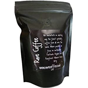 Signature Blend Award Winning Fresh Roasted Ground Coffee for Filter / Cafetiere
