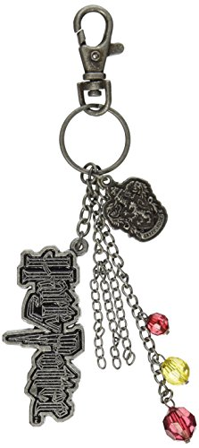 "Harry Potter  ""Half Blood Prince"" Bag Clip/Key Ring ""Griffyndor Charms"""