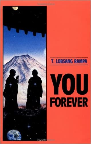 You Forever written by Tuesday Lobsang Rampa