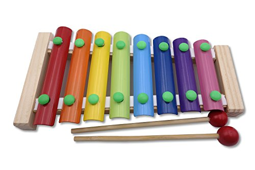 Darius Wooden Percussion Toys, Intelligent Toy
