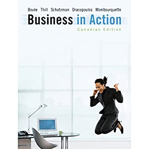 VangoNotes for Business in Action, Canadian 1st Ed. Audiobook