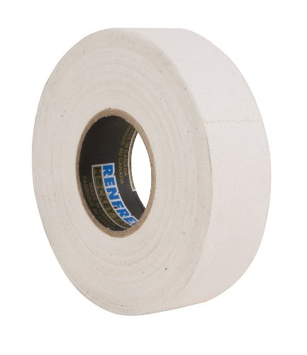 White Hockey Stick Tape