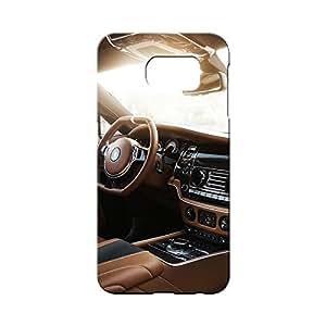 BLUEDIO Designer 3D Printed Back case cover for Samsung Galaxy S7 Edge - G0866