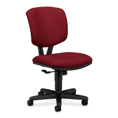 HON 5701GA62T Volt Series Task Chair Polyester Burgundy Fabric