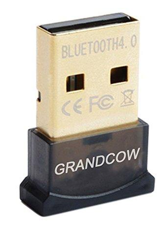 grandcow bluetooth 4 0 usb adapter dongle for windows 10 8 1 8 7 vista xp. Black Bedroom Furniture Sets. Home Design Ideas