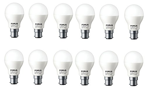 FL5B22AL-5W-LED-Bulbs-(White,-Pack-of-12)