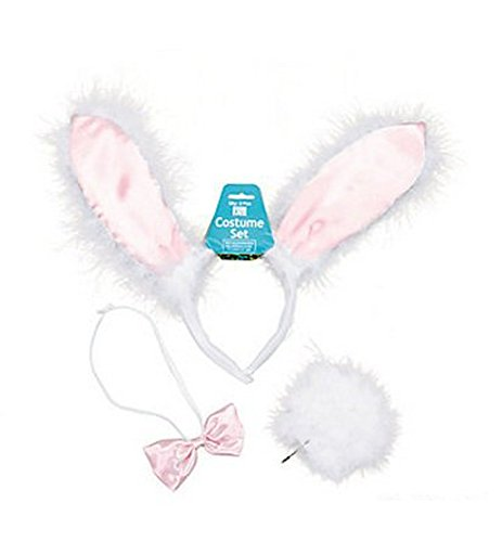 Bunny Costume Accessory 3 Piece Kit