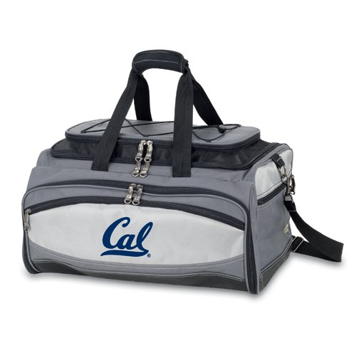 Ncaa California Golden Bears Buccaneer Tailgating Cooler With Grill