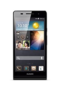 Huawei Ascend P6 Sim Free Smartphone - Black